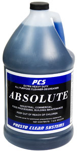 Absolute Cleaner/Degreaser