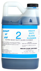 #2 Glass Cleaner