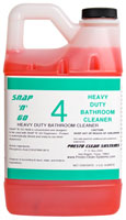 #4 Heavy Duty Bathroom Cleaner