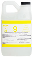 #9 Tile and Grout Cleaner