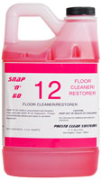 #12 Floor Cleaner/Restore
