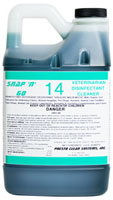 #14 Veterinary Disinfectant Cleaner