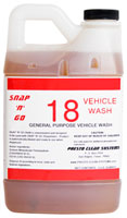 #18 Vehicle Wash