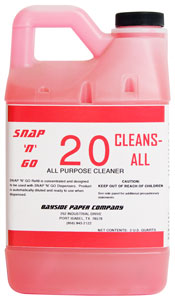 #20 Extra Heavy Duty All Purpose Cleaner/Degreaser
