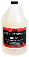 Stylist Spray Buff